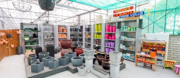 In onze winkel kunt u terecht voor leuke interieurideeën en kadoartikelen.